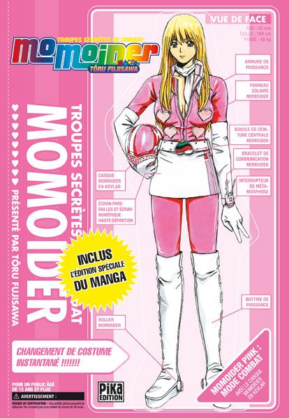 Momoider-pika